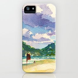 Maracas Chillax iPhone Case
