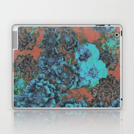 Vintage Bloom Laptop & iPad Skin