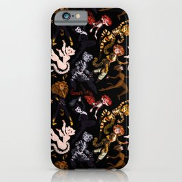 Practical Cats iPhone Case