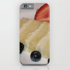 Slice of a Wedding Cake iPhone 6s Slim Case