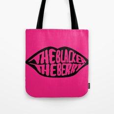 The Blacker the Berry VOL.2 Tote Bag