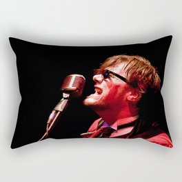 The Mission Creeps Rectangular Pillow