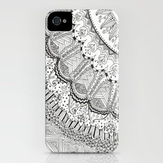 Doodle Madness iPhone (4, 4s) Slim Case