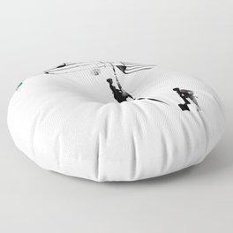 TANAN (Fighting for Love) Floor Pillow
