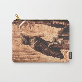 Raven (Slavanic paganism) Carry-All Pouch