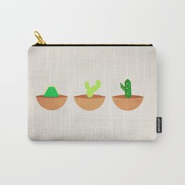 Tres Cactus Carry-All Pouch