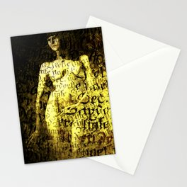 Nude Art Collage Stationery Cards