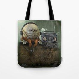 Humpty Dumpty  Tote Bag