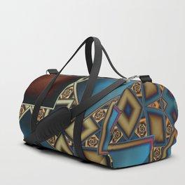 Mirrors in the Desert Duffle Bag