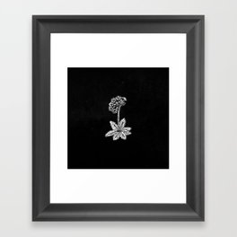 Photographs of the best time you had. Framed Art Print