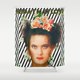 FRIDA I´m in love Shower Curtain