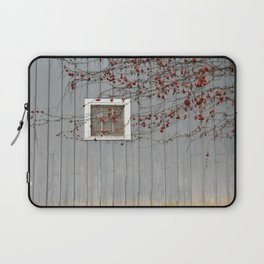 Blue Fall Laptop Sleeve