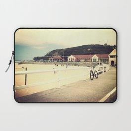 Nobby's Beach Laptop Sleeve
