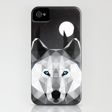 The Tundra Wolf iPhone (4, 4s) Slim Case