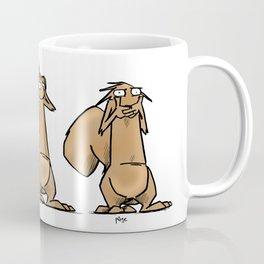 See No, Hear No, Say No Bob Coffee Mug