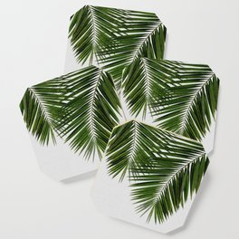Palm Leaf II Coaster