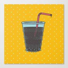 Summer Soda Canvas Print