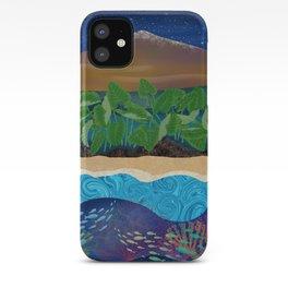 Mauna Kea Landscape iPhone Case