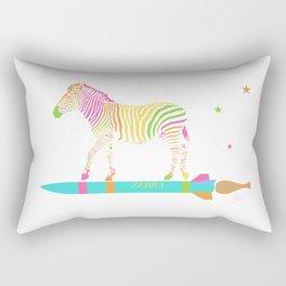 Zebra Rock It 6B Rectangular Pillow