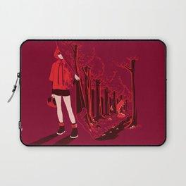 Short Cut Laptop Sleeve