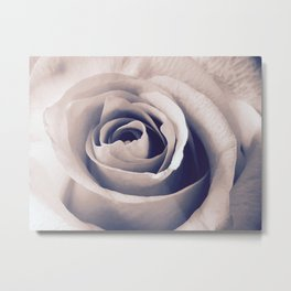 White Surrexerunt Metal Print