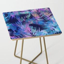 Waikiki Tropic {Blue} Side Table