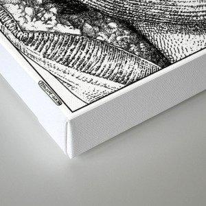 asc 611 - Le premier-né (The first man) Canvas Print