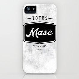 Totes Masc - Vintage iPhone Case