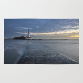 St Marys Lighthouse Rug