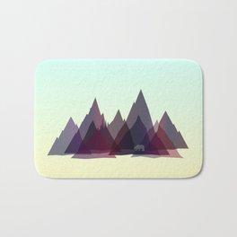 Mountains Spirit v2 Bath Mat