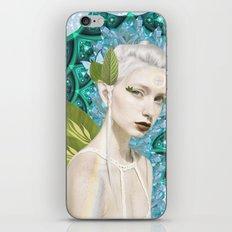 Fairy trip iPhone & iPod Skin
