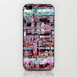 Scrambled iPhone Skin