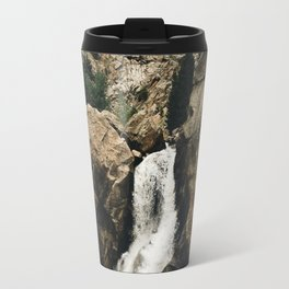 Waterfall Travel Mug
