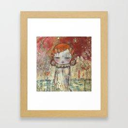 In Lands Of Milk And Honey Framed Art Print