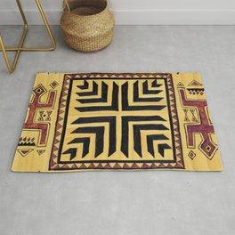 Southwest Shaman Tile Rug