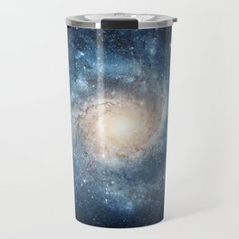 Spiral Galaxy Travel Mug