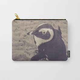 Adorable African Penguin Series 2 of 4 Carry-All Pouch