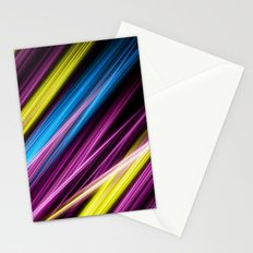 Linee e colori Stationery Cards
