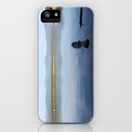 Lake Koocanusa iPhone Case
