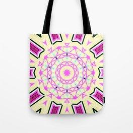 Abstract Paradise - Original  Tote Bag