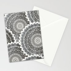 WINTER MANDALAS Stationery Cards