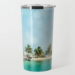 Rendezvous Caye Travel Mug