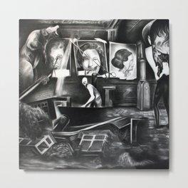 Untitled 6 Metal Print
