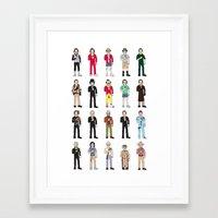 future Framed Art Prints featuring Murrays by Derek Eads