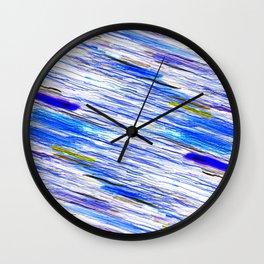 color deco Wall Clock
