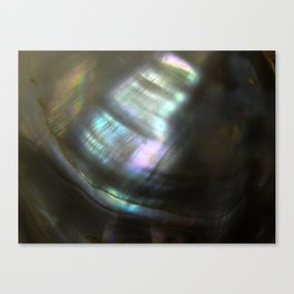 Mother of Pearl 2 Canvas Print