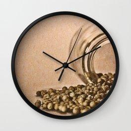 peppercorn Wall Clock