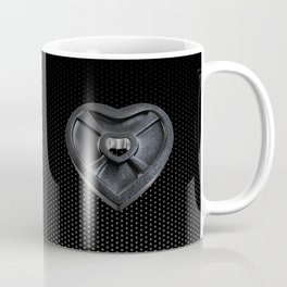 Lift With Your Heart Coffee Mug