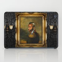 replaceface iPad Cases featuring Mr. T - replaceface by replaceface