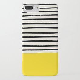 Sunshine x Stripes iPhone Case